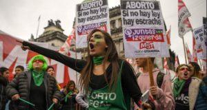 Interrupción legal del embarazo