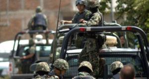 Fuerzas Armadas Mexicanas.
