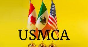 Acuerdo comercial de América del Norte USMCA T-MEC o NAFTA