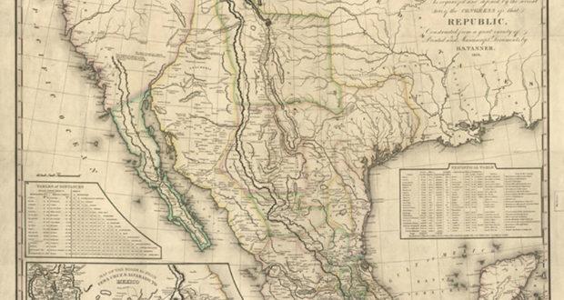 México en 1836