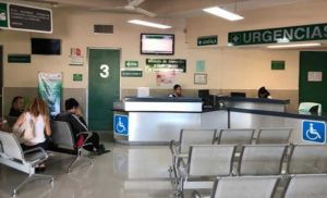 IMSS sala de urgencias