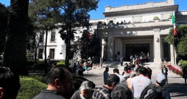 Museos Los Pinos