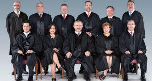 ministros de suprema corte