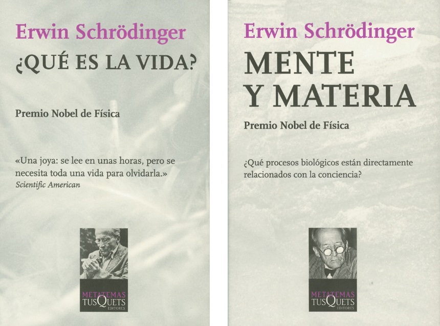 Libros Schrodinger