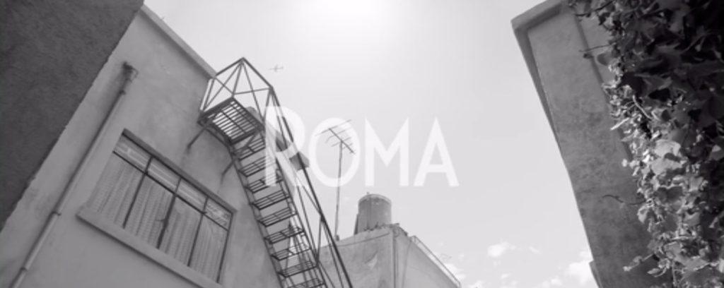 escena de roma