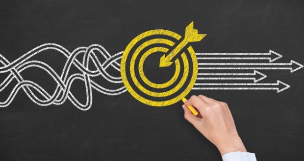 metas y objetivos en una empresa