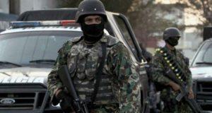 Guardia Nacional y mexico