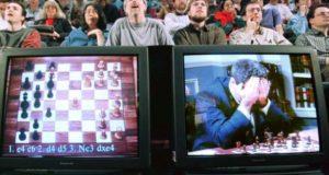 campeón del mundo en ajedrez, Garry Kaspáro