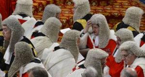 cámara de lores y democracia británica