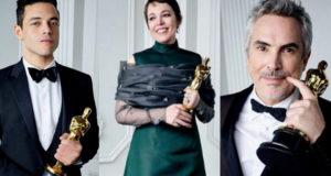Ganadores de los Premios Oscares