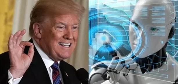 Trump e IA