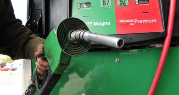 derechos gasolina