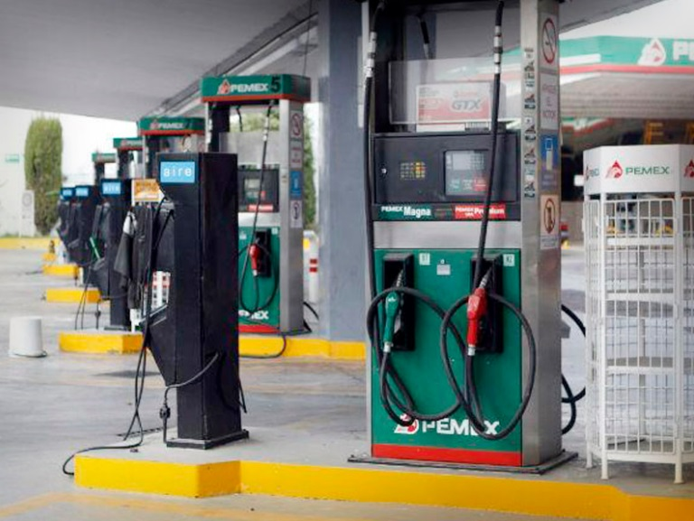 expendedores de gasolina