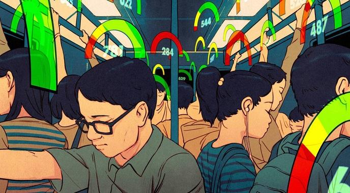 Credito social chino