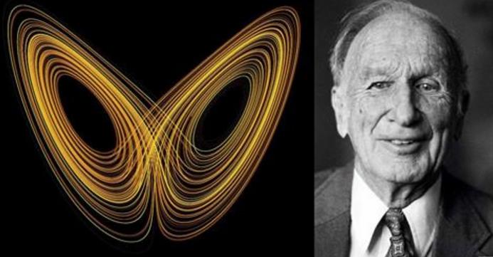 Edward Norton y el efecto mariposa.