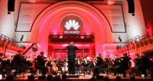 IA Huawei sinfonía de Schubert