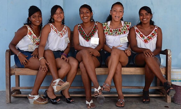 razas indígenas