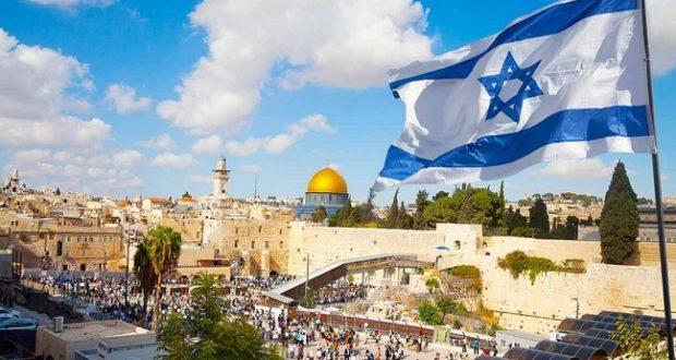 Israel y bandera