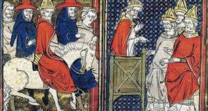 Papa Urbano II y la primera cruzada