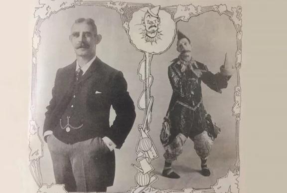 Ricardo Bell el Payaso