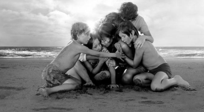 Roma película de Alfonso Cuarón