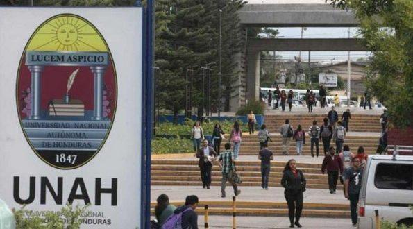 UNAH Honduras.