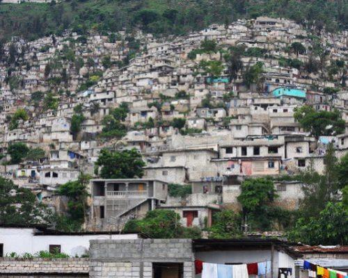 Haití, pobreza.