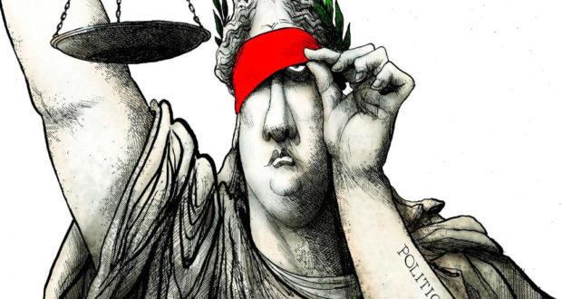 justicia corrompida