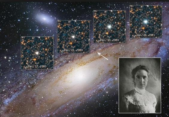 las cefeidas y la astronomía