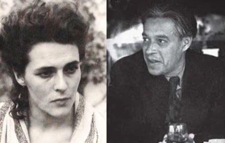 Leonora Carrington y Renato Leduc.