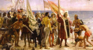 Colonialismo de Garnelo.