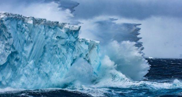 Antártida_deshielo