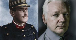 Dreyfus y Assange