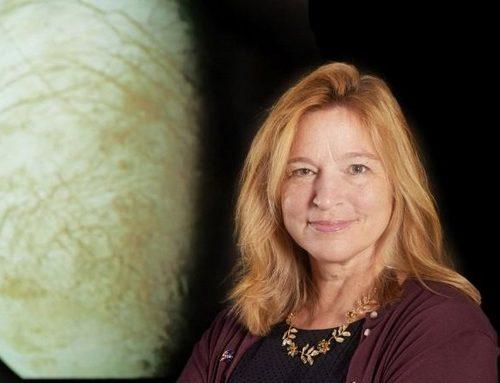Directora de investigación de NASA.