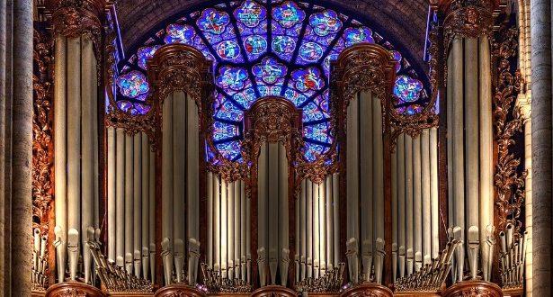 Organo de la catedral de Notre Dame