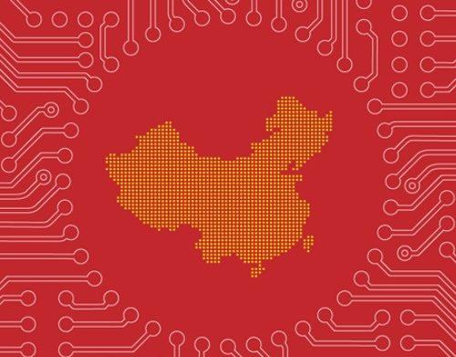 Despliegue de equipamiento e infraestructura china.