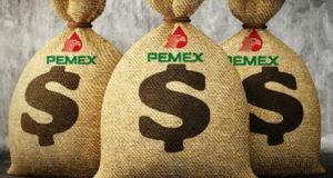 Deuda de Pemex.