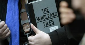 Wikileaks files.