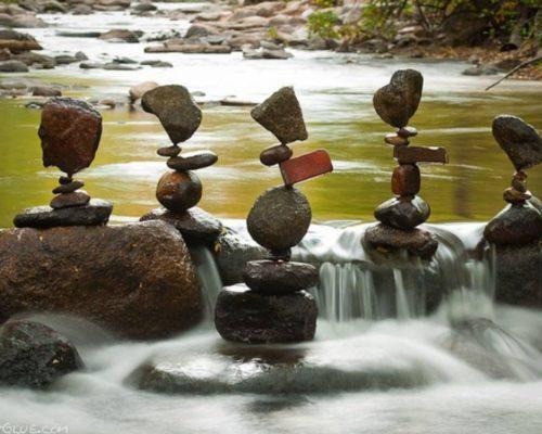 Equilibrio natural.