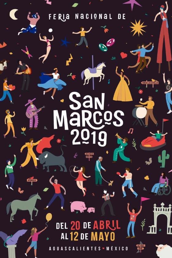 Feria de San Marcos.
