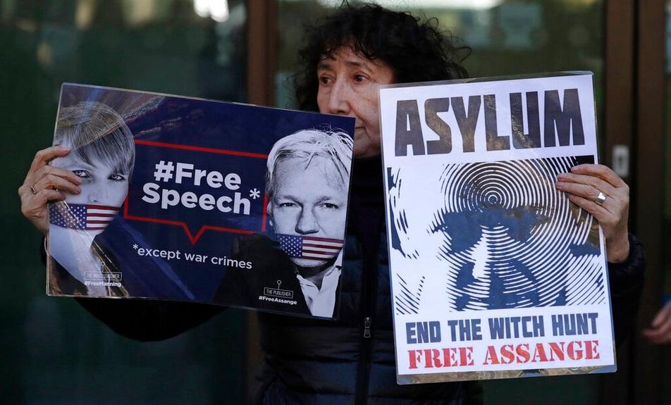 Free speech.
