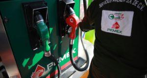 Gasolineras en México