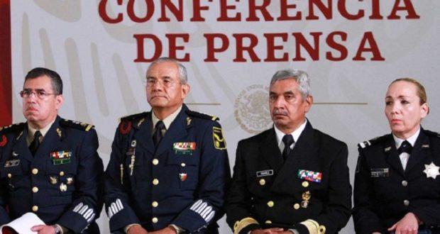 el mando de la Guardia Nacional