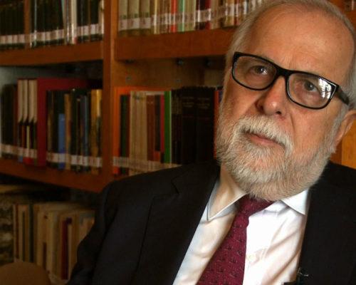 Javier Garciadiego.