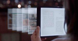 La lectura digital.