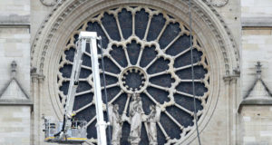 Reconstrucción de Notre Dame