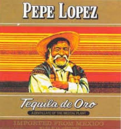 Tequila Pepe López