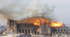 incendió_París_Notre_Dame