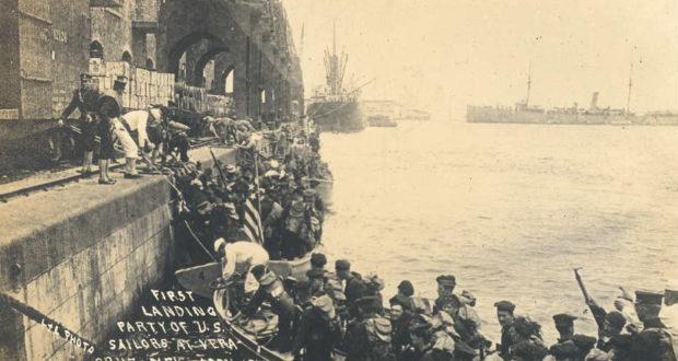 Invasión Veracruz 1914.