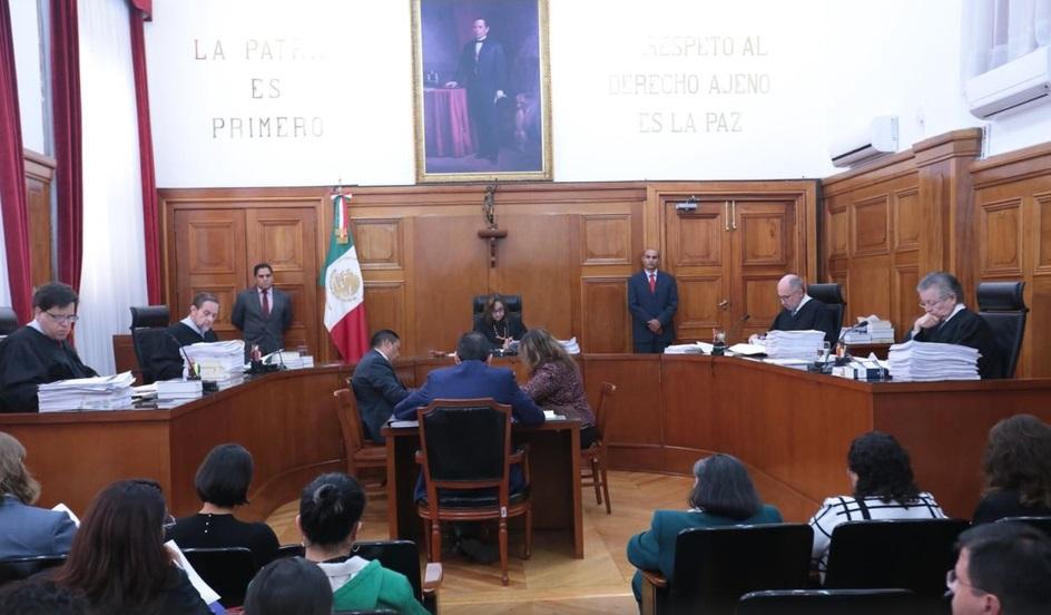 Suprema Corte testigos de jehova.
